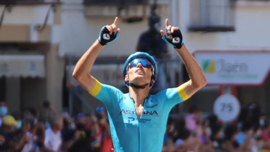 Luis León Sánchez, campeón de España de ciclismo
