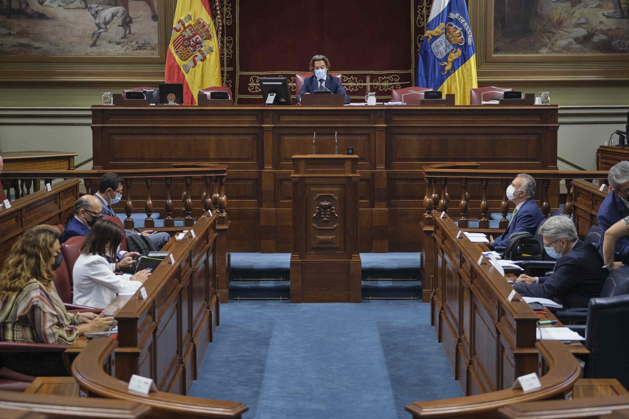Sesión parlamentaria 28.09.2021