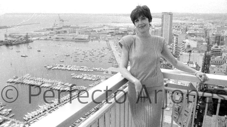 Los famosos que visitaron Alicante en los años 60, 70 y 80
