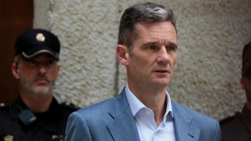 El Supremo rechaza anular la sentencia del caso Noos, como pidió Urdangarin
