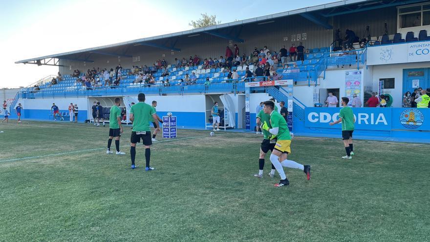 Estreno con sendas derrotas para Vélez y Antequera en la nueva Segunda RFEF