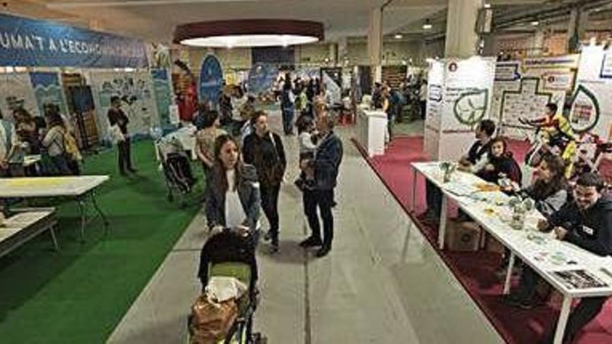 L'Ecoviure tanca una edició molt familiar amb 1.200 nens i nenes entre el públic
