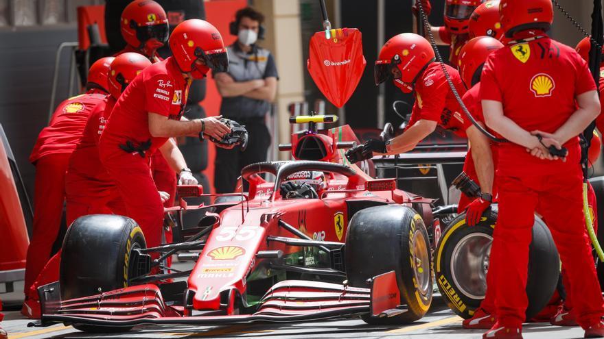 Horario del GP de Bahréin de Fórmula 1 en Sakhir