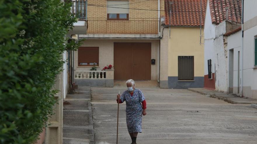 Las pensiones en Castilla y León, por debajo de la media nacional