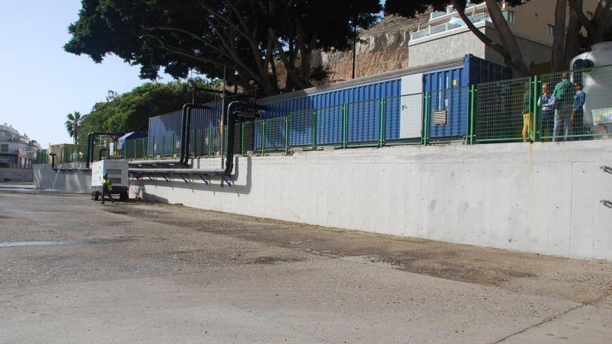 El municipio recibe una subvención de 30.000 euros para la desalación de aguas
