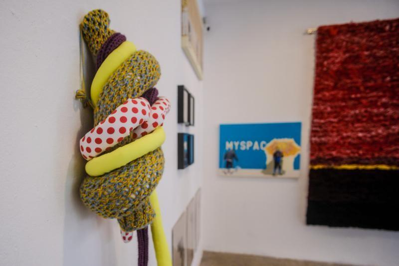 Exposición 'Tocado pero no hundido'