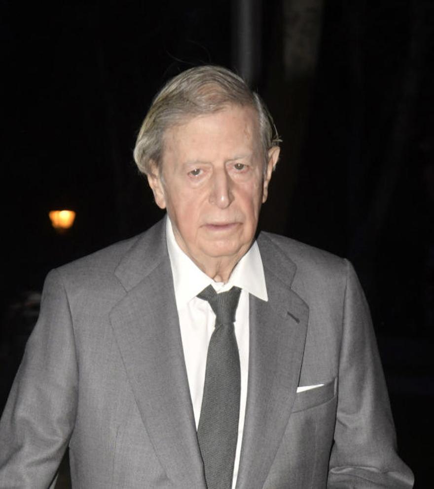 Fallece Fernando Falcó, Marqués de Cubas