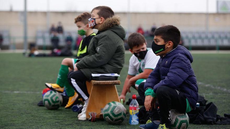 El fútbol base ya está de vuelta en Córdoba
