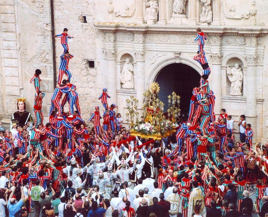 España - Fiestas de la Mare de Déu de la Salut en Algemesí.