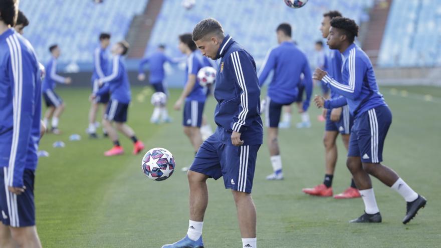 Carbonell y Acín harán la pretemporada con el primer equipo