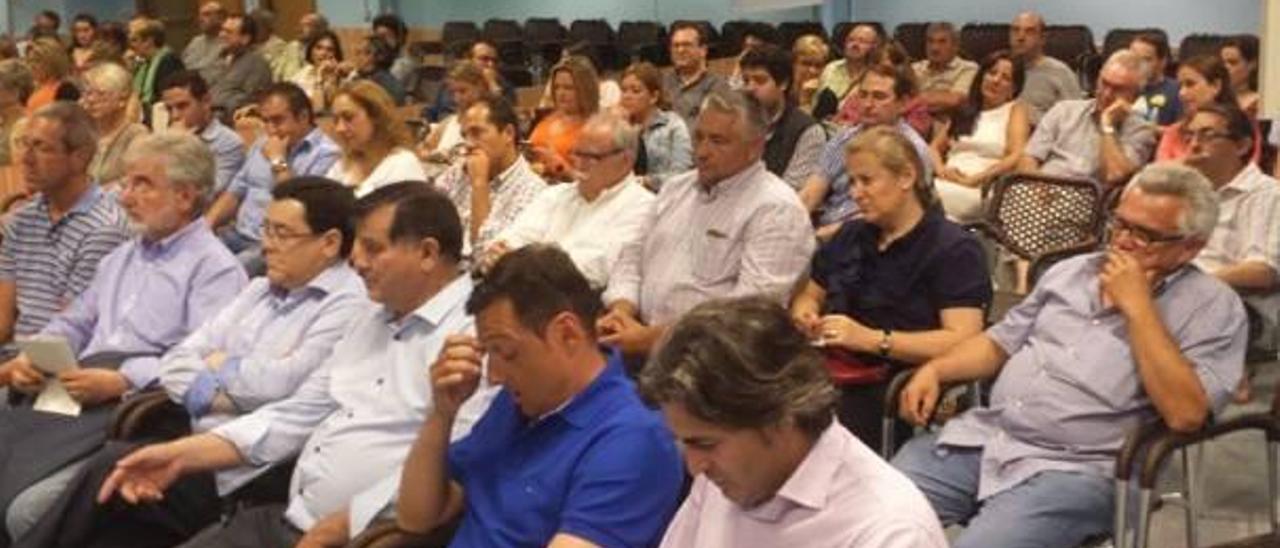 El PP de l'Horta Nord pide al Consell que sea más exigente con Rajoy