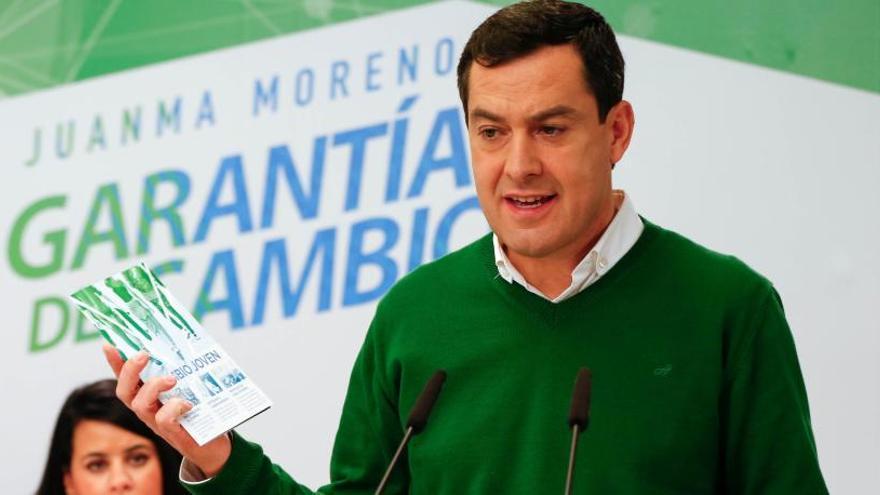 PP y Cs cierran un acuerdo programático en Andalucía