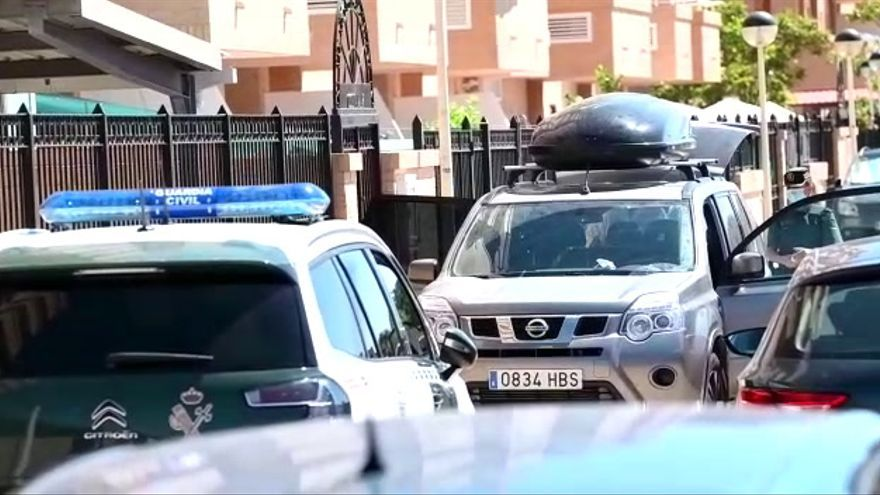 Un padre mata a su hijo de 12 años, hiere a su hija de 10 y se suicida en la Ribera de Cabanes
