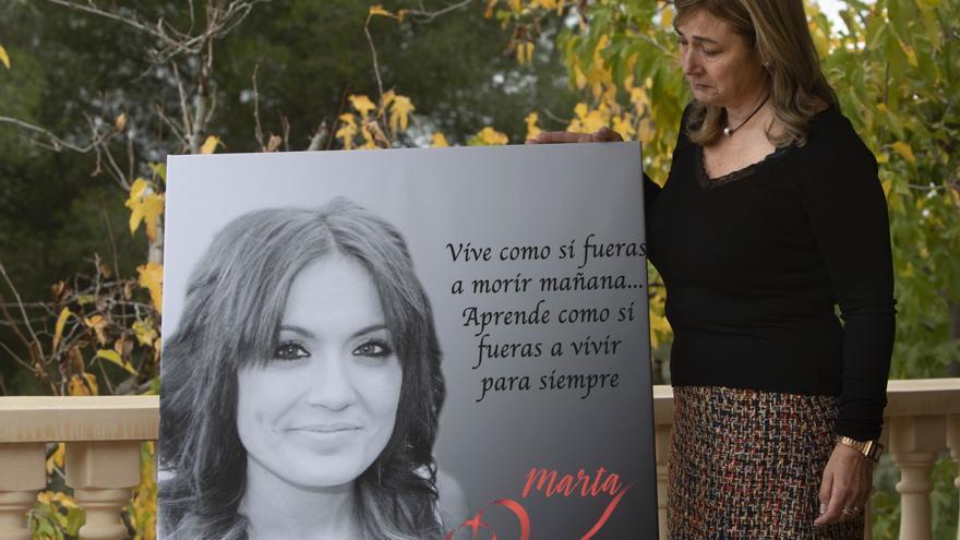 365 días sin Marta Calvo