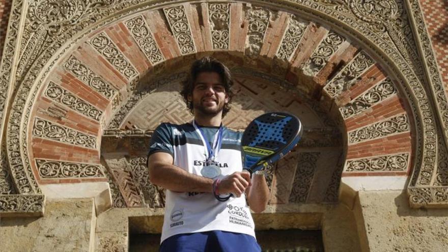 Javi Garrido deja Madrid con una victoria