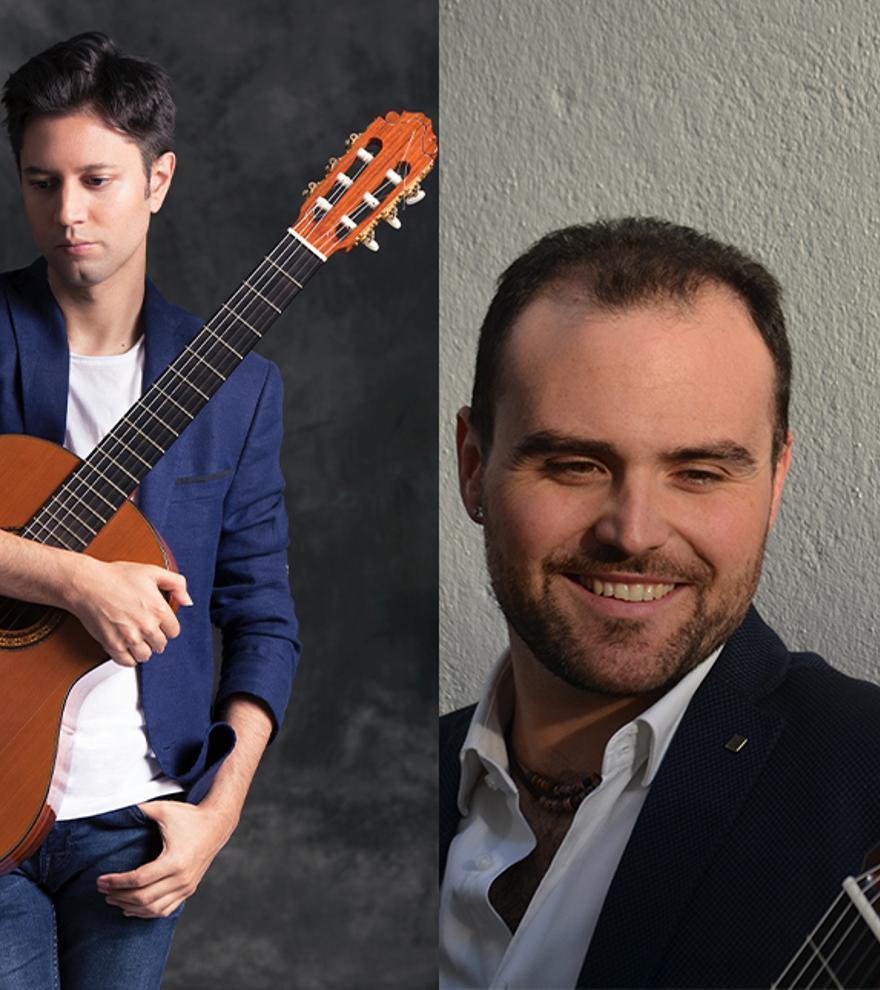 David Carmona & Santiago Lara, «La Fuente' Tributo a Manolo Sanlúcar