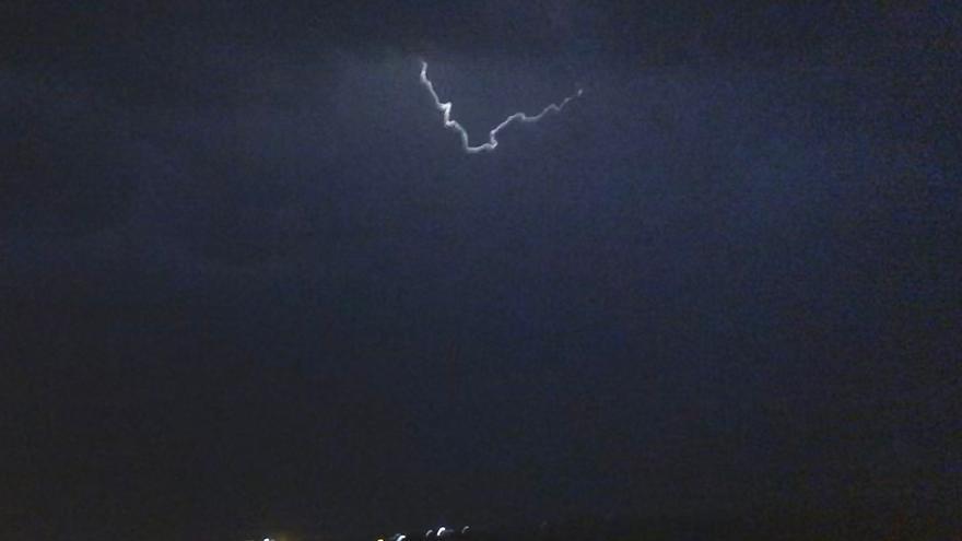 El tiempo en Zamora hoy, lunes | Vuelven las tormentas