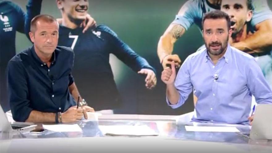 Juanma Castaño cierra su etapa en Mediaset