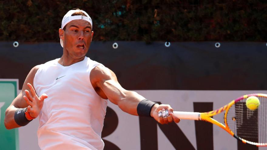 Rafa Nadal ya conoce a sus rivales en Roland Garros