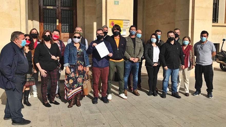 La hostelería de la provincia reclama a Pedro Sánchez «ayudas reales»