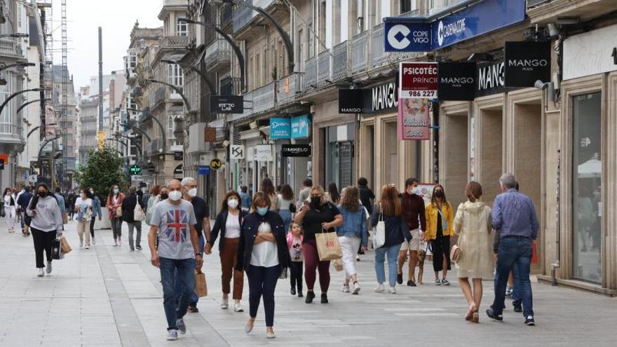 ¿Cómo pasan el día los turistas en Vigo cuando no hace sol?
