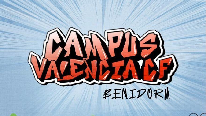 El Valencia presenta su campus en Benidorm