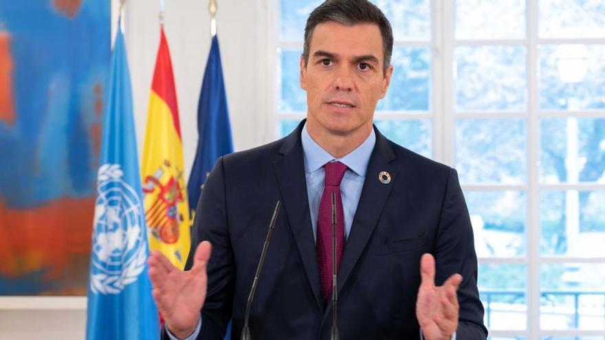 """Pedro Sánchez: """"El turismo es clave para España"""""""