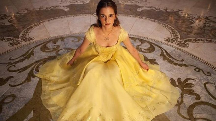 Quant cobra Emma Watson per protagonitzar 'La Bella i la Bèstia'?