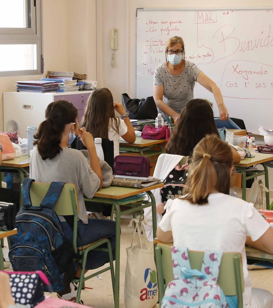 El maestro que pide el 'Princesa de Asturias' para niños y niñas