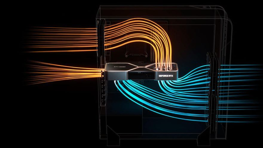 Las nuevas gráficas GeForce RTX 30 Series ofrecerán el doble del rendimiento