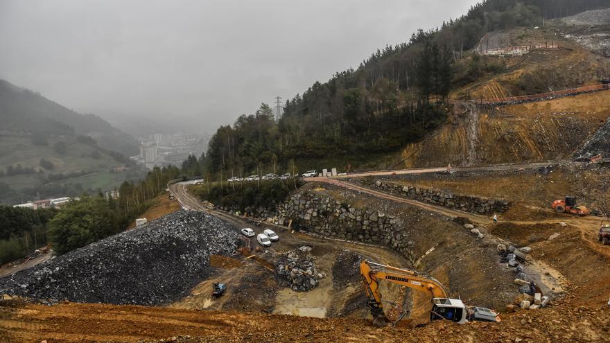 Euskadi da por finalizada la búsqueda del segundo trabajador del vertedero de Zaldibar