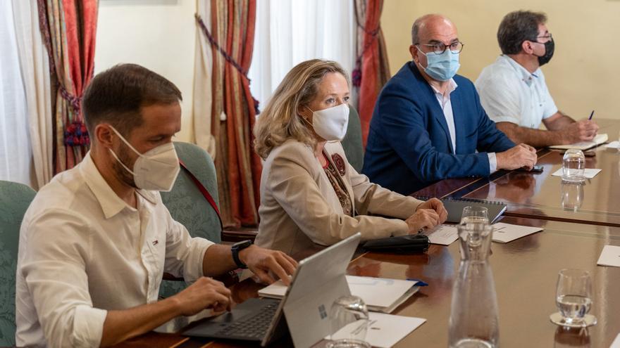 El Gobierno propone a La Palma como sede de la reunión de ministros digitales de la OCDE en 2022