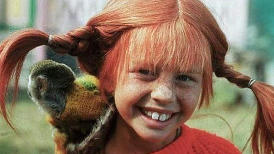 Pippi Calzaslargas, icono infantil y símbolo feminista, cumple 75 años