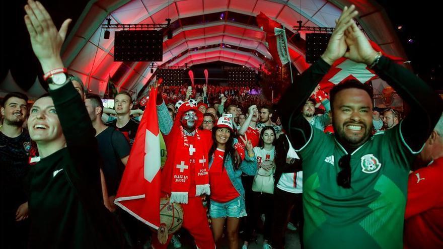Brasil se atasca ante Suiza (1-1)