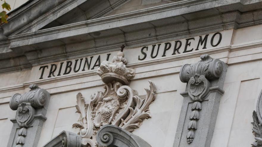 El TC avala la norma que suspendió a Junqueras