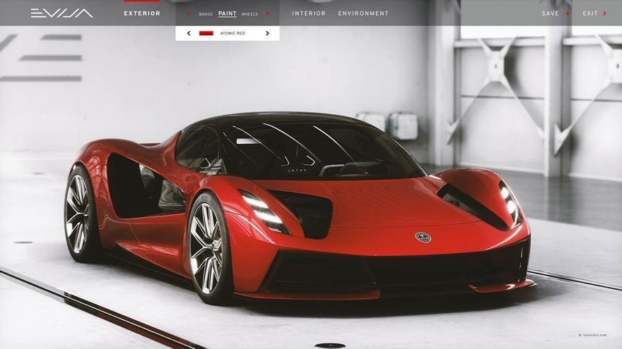 Lotus desvela la experiencia de compra del hiperdeportivo eléctrico Evija