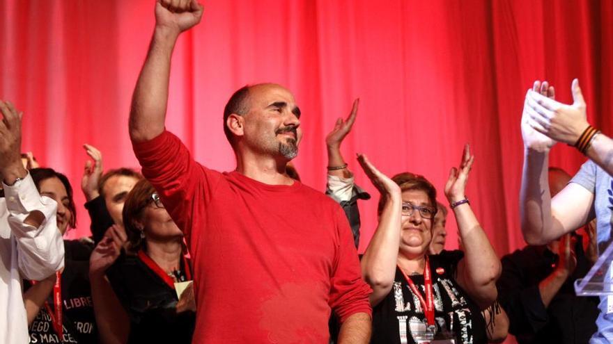 David Rodríguez, nuevo coordinador de Esquerra Unida
