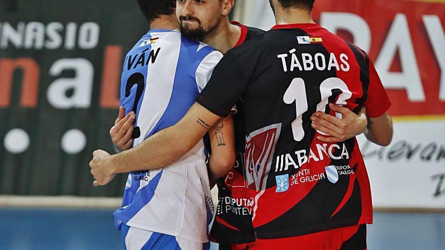 Carlos López, única baja del Club Vigo para recibir en Coia al C.V. Miajadas