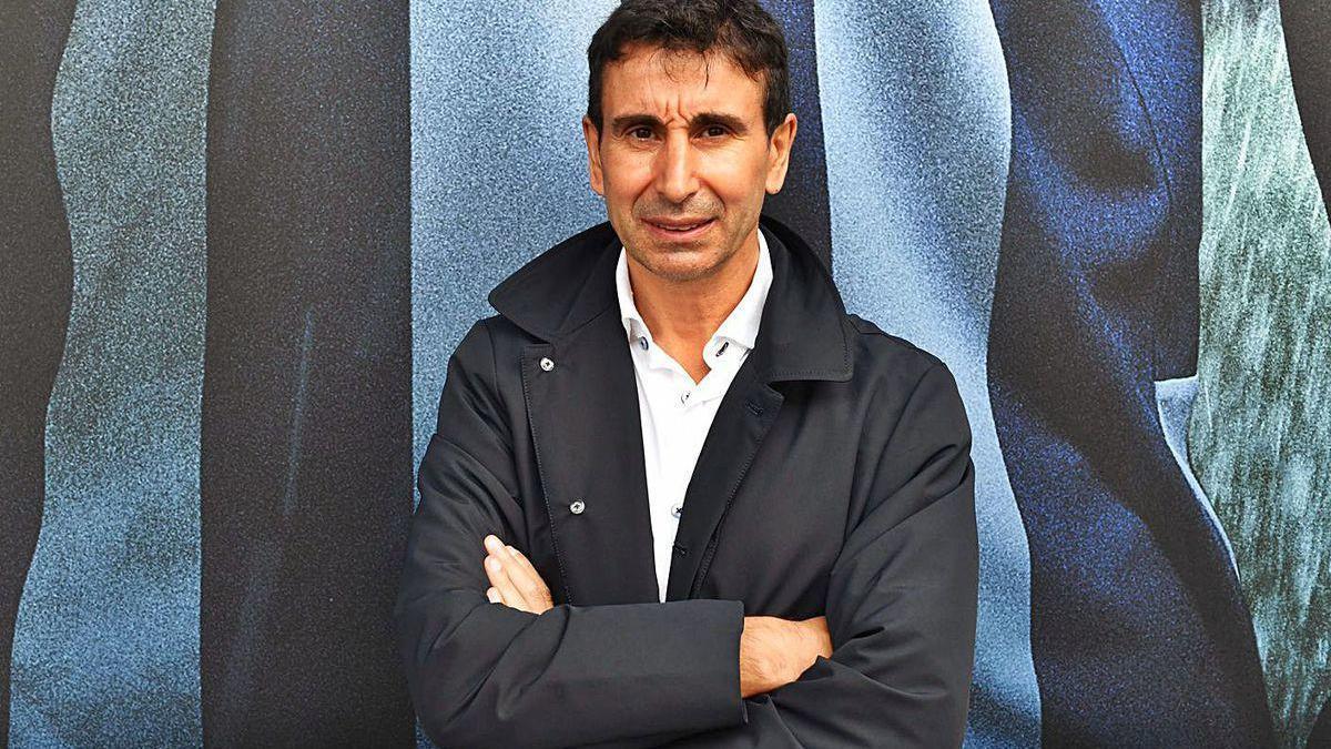 José Ramón González, exjugador del Deportivo y del Compostela.