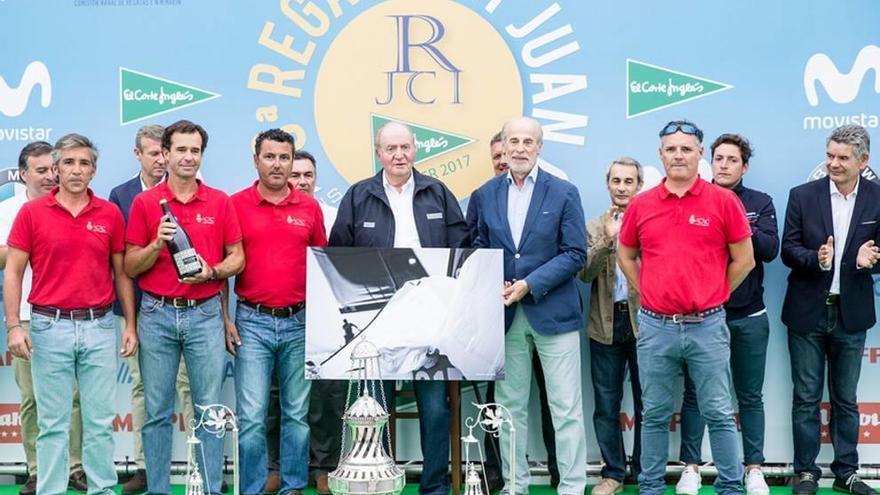 La embarcación Maybe, del RCR Cartagena, gana la  III Regata Rey Juan Carlos I