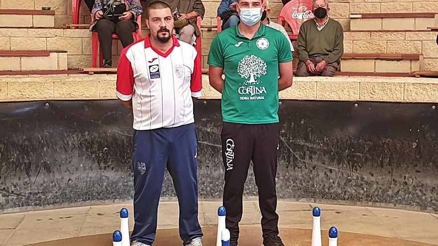 Alejandro Nuño, nuevo rey de la cuatreada tras ganar a Pedro Blanco (14-11)