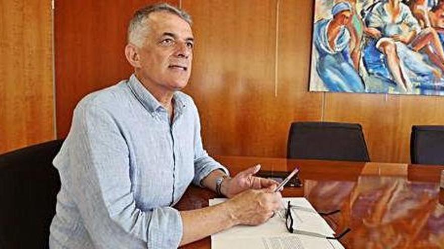 El Govern cesa a Vicent Torres 'Benet' en la Agència de Turisme