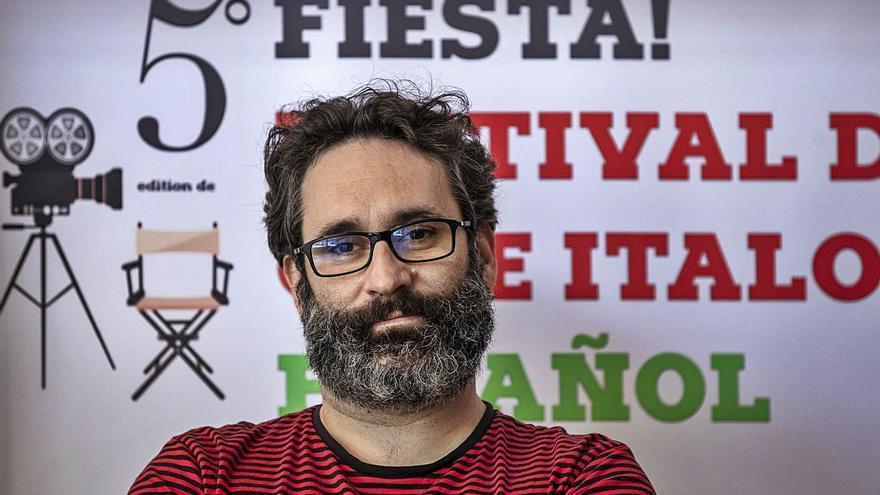 Carlos Therón: «La narrativa visual se ha devaluado, ha perdido potencia»