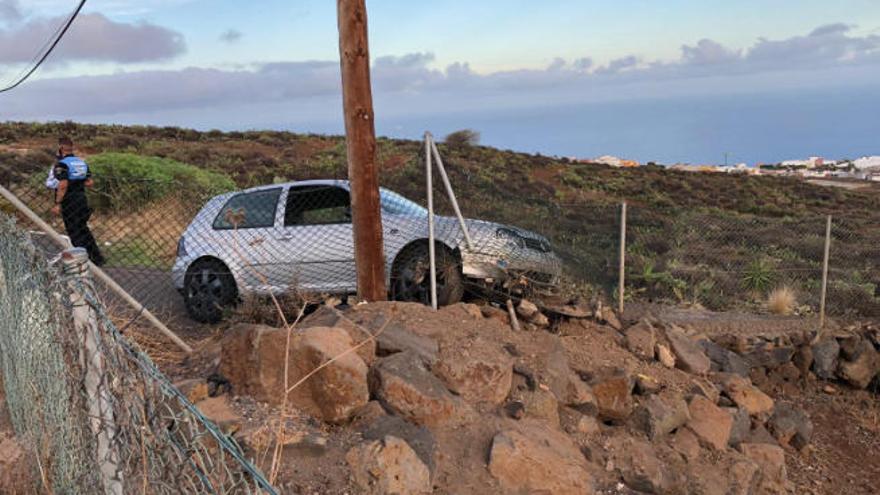 Multa de 500 euros y seis puntos del carné por una carrera ilegal en Santa Cruz