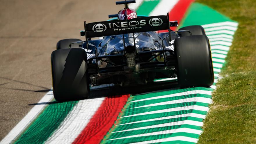 Horario y dónde ver la clasificación del GP de Emilia-Romaña de Fórmula 1