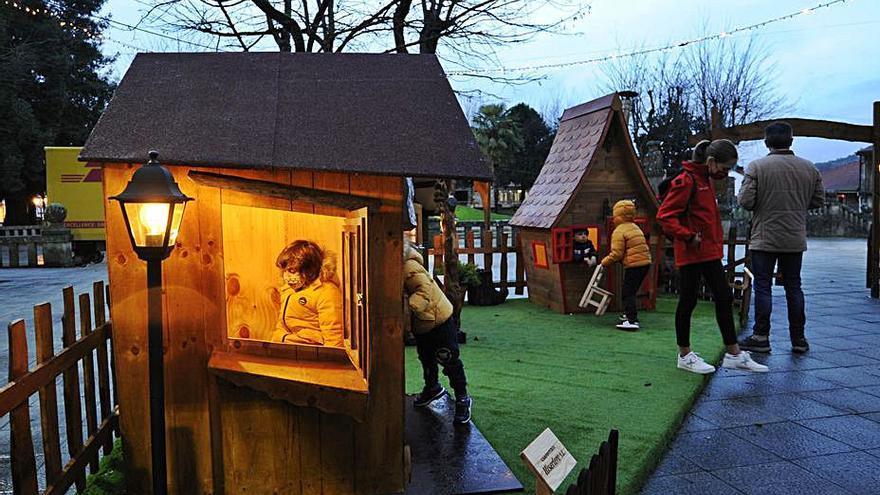 El proyecto de las Aldeas de Nadal asciende a cerca de 50.000 euros