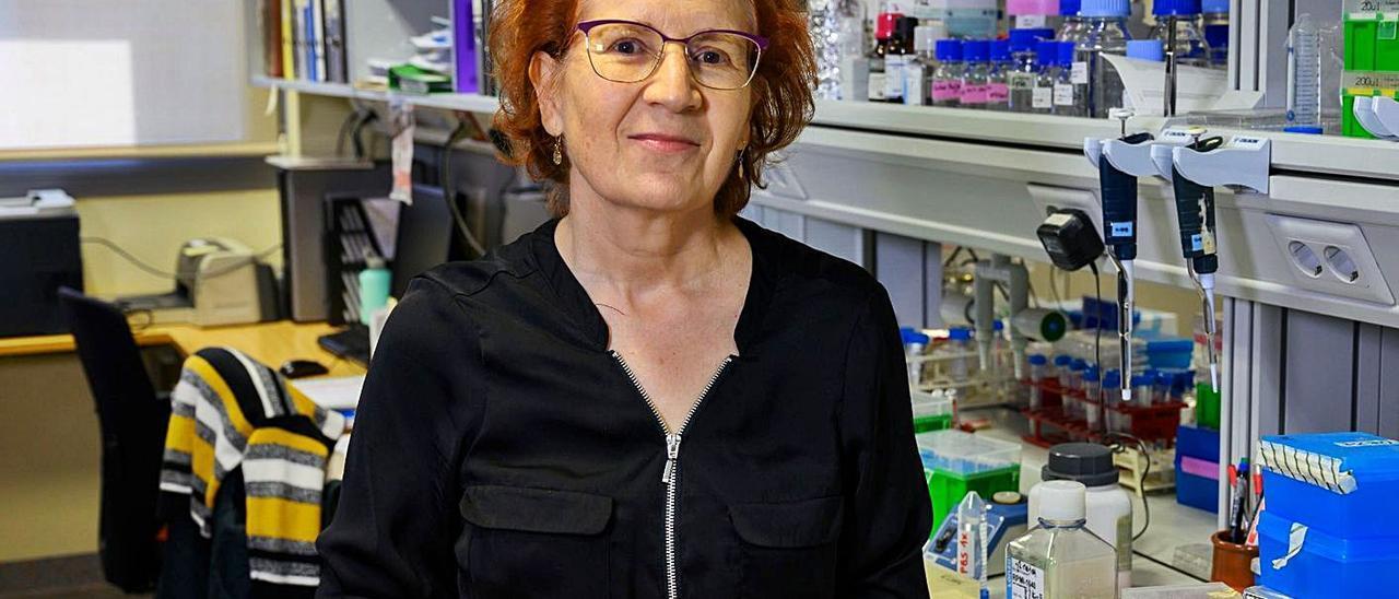 Margarita del Val.   LNE