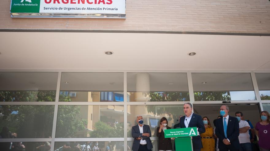 Comienzan a funcionar las urgencias del centro de salud de Churriana