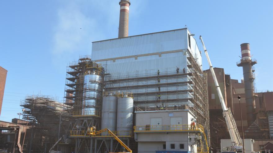 ArcelorMittal gana 1.903 millones hasta marzo, su mejor arranque de año en una década