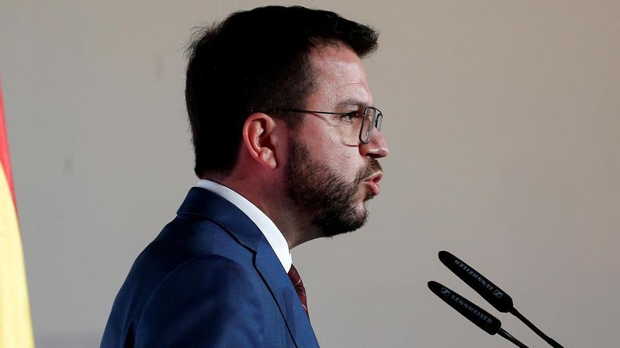 """Aragonés llama a la mayoría independentista a pactar un Gobierno """"lo más rápido posible"""""""